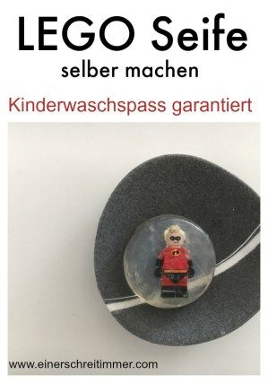 Legoseife selbstgemacht: Kinderwaschspaß garantiert – ★ Mamablog: Einer schreit immer