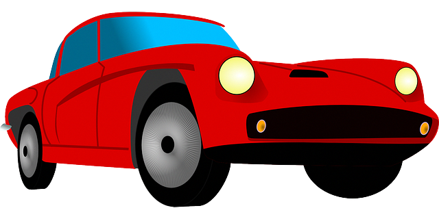 Free Vector Graphic Car Sport Red Sports Vehicle Free Image