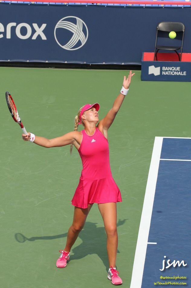Kristina Mladenovic - Rogers Cup 2014