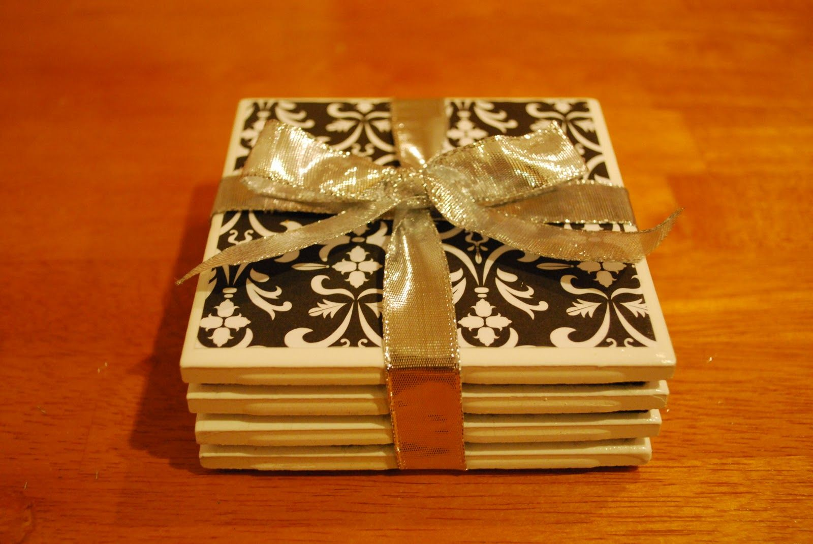 Awesome coasters would make a great inexpensive gift diy gifts