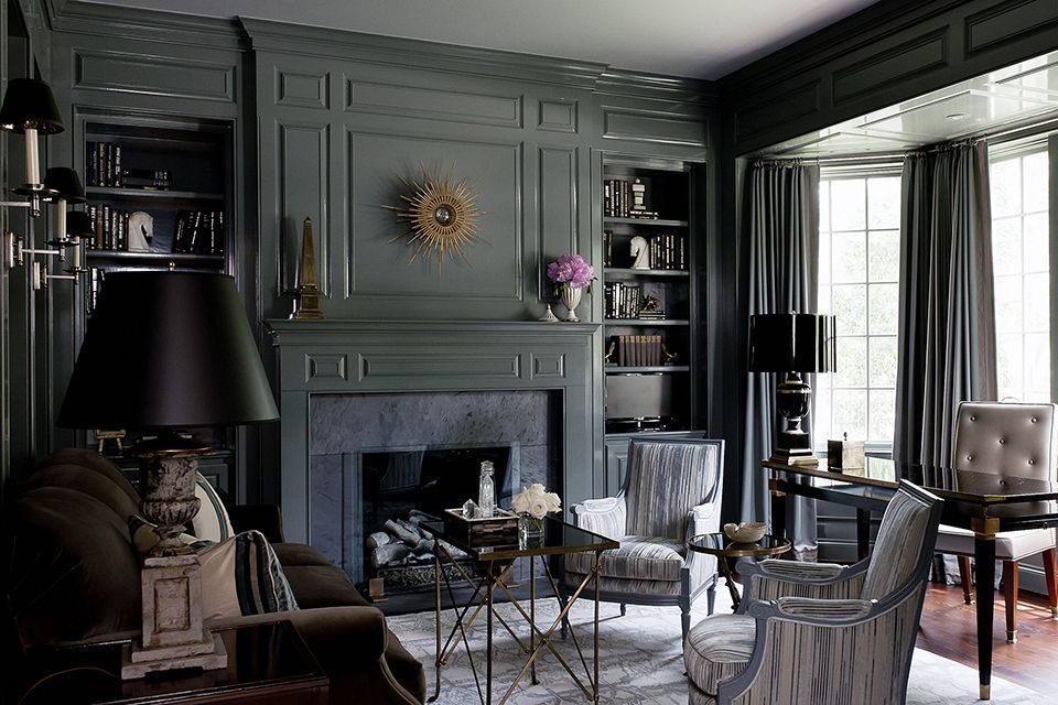 10 Inviting Dens Perfect For A Day Indoors Hill Interiors Interior Design Portfolios Interior