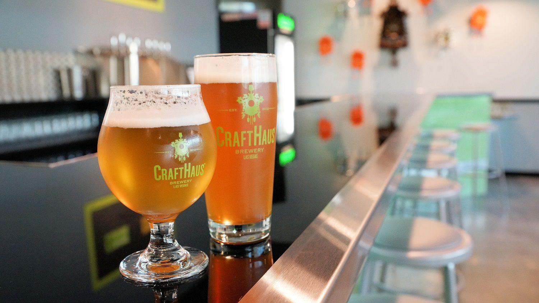 Craft beer Las Vegas