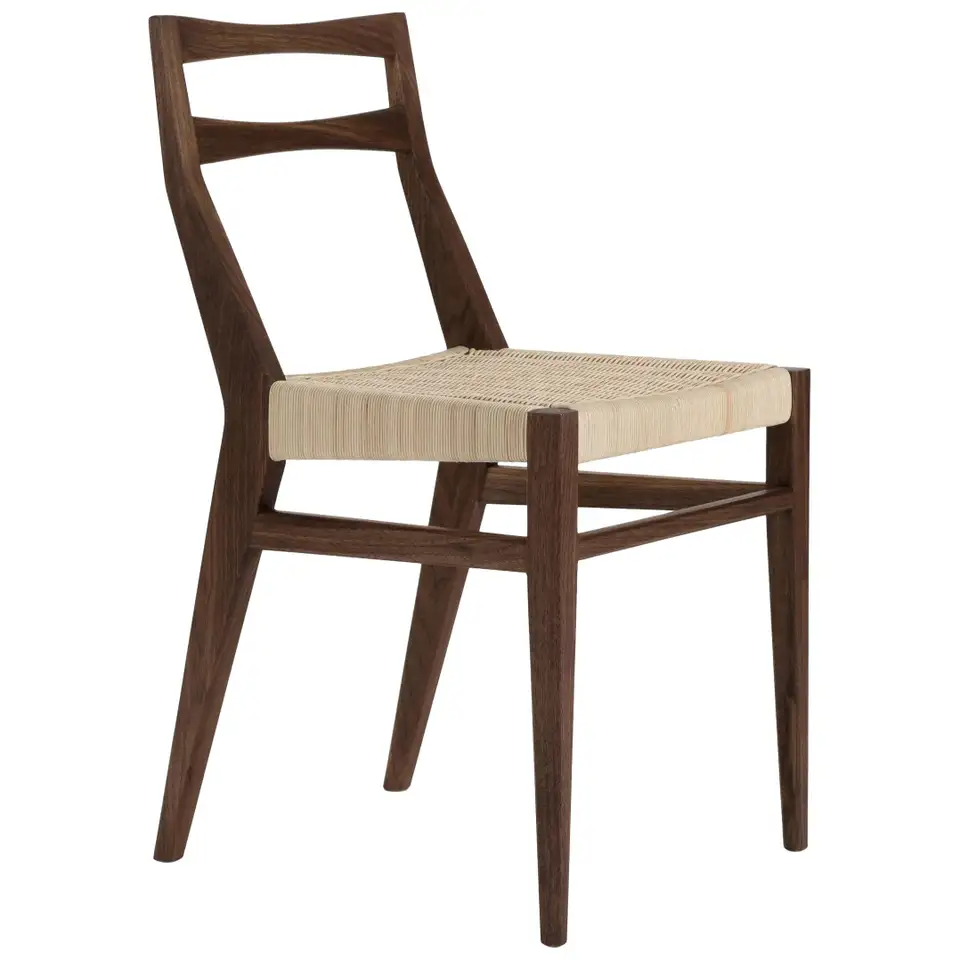 Agnes Rattan Dining Chair By Atra In 2020 Rattan Dining Chairs Antique Dining Room Chairs Woven Dining Chairs