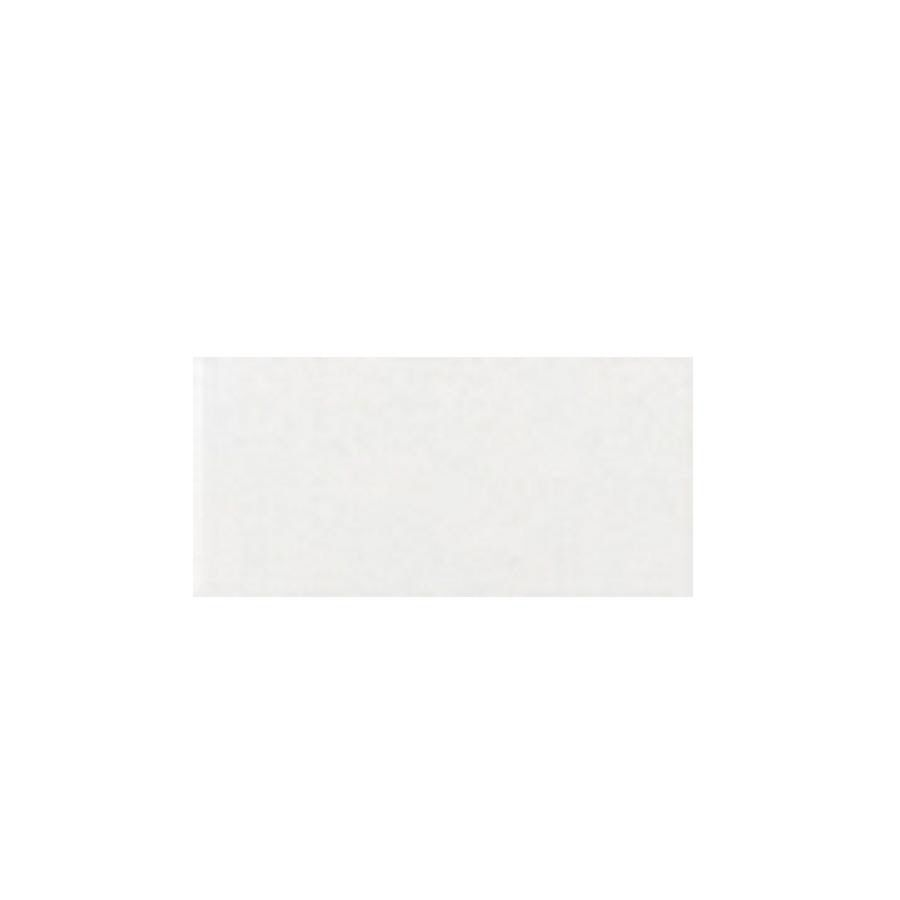 American olean starting line white gloss ceramic tile common 3 american olean starting line white gloss ceramic tile common 3 in x 6 dailygadgetfo Gallery