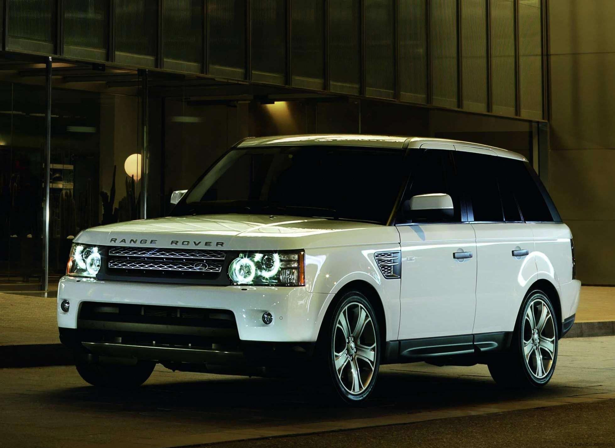 Pin by Robbie Follins on Car in 2020 Range rover sport