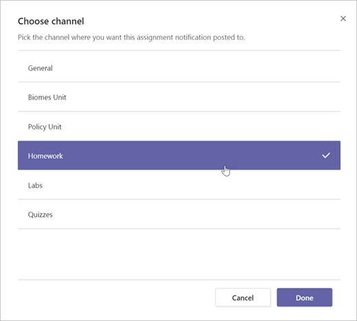 Create An Assignment In Microsoft Teams Learning Microsoft Assignments Microsoft