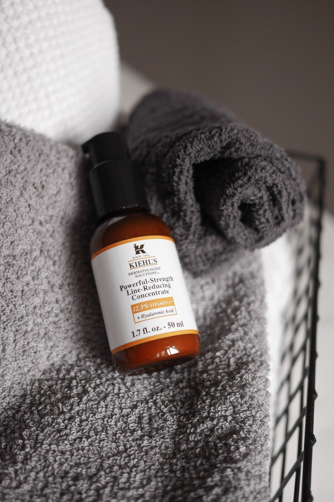 Photo of Kiehl's Powerful-Strength Line-Reducing Concentrate – Vitamin-C Serum in your 20s?
