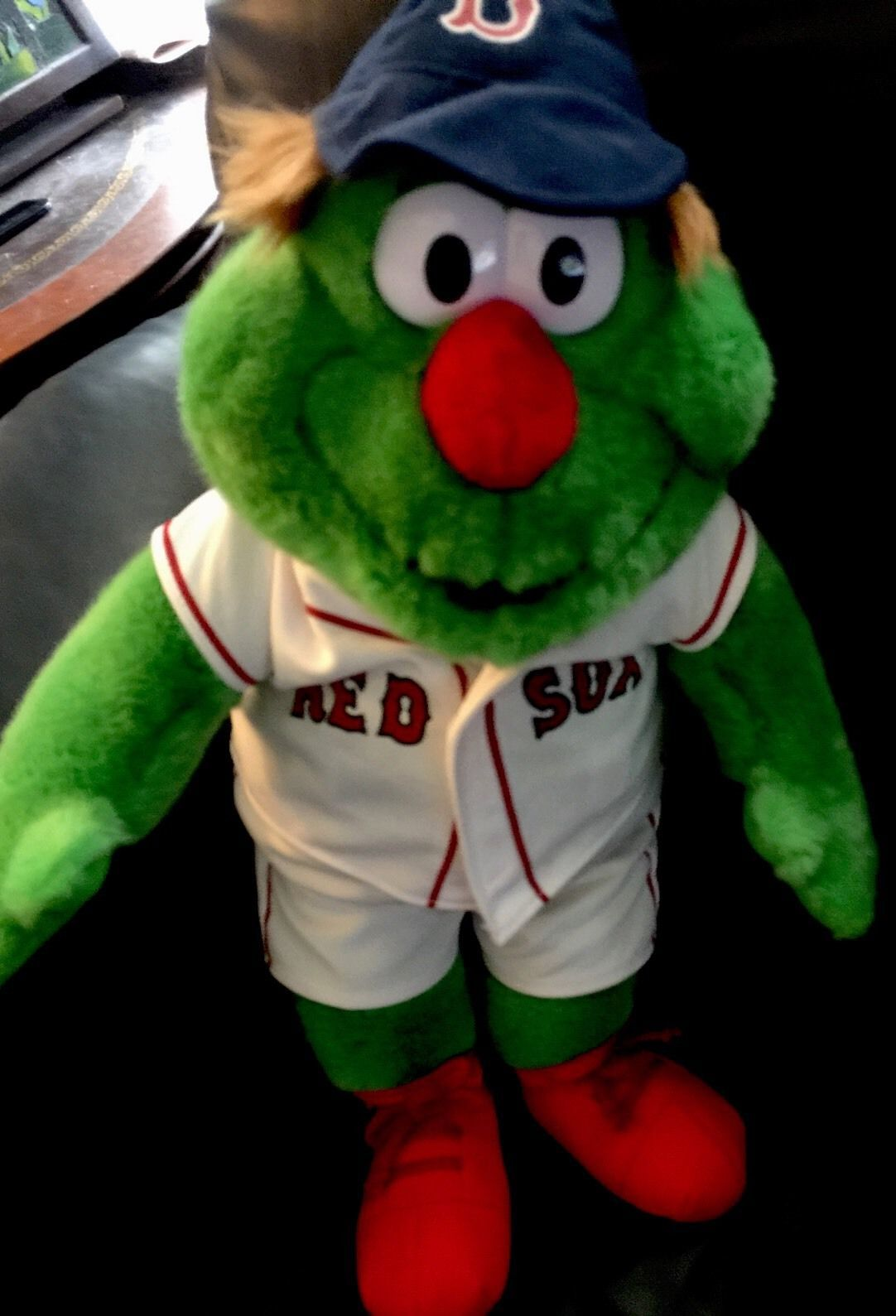 Boston Red Sox Wally The Green Monster By Build A Bear Build A