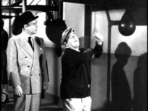 Watch The Trailer From Abbott And Costello Meet The Invisible Man
