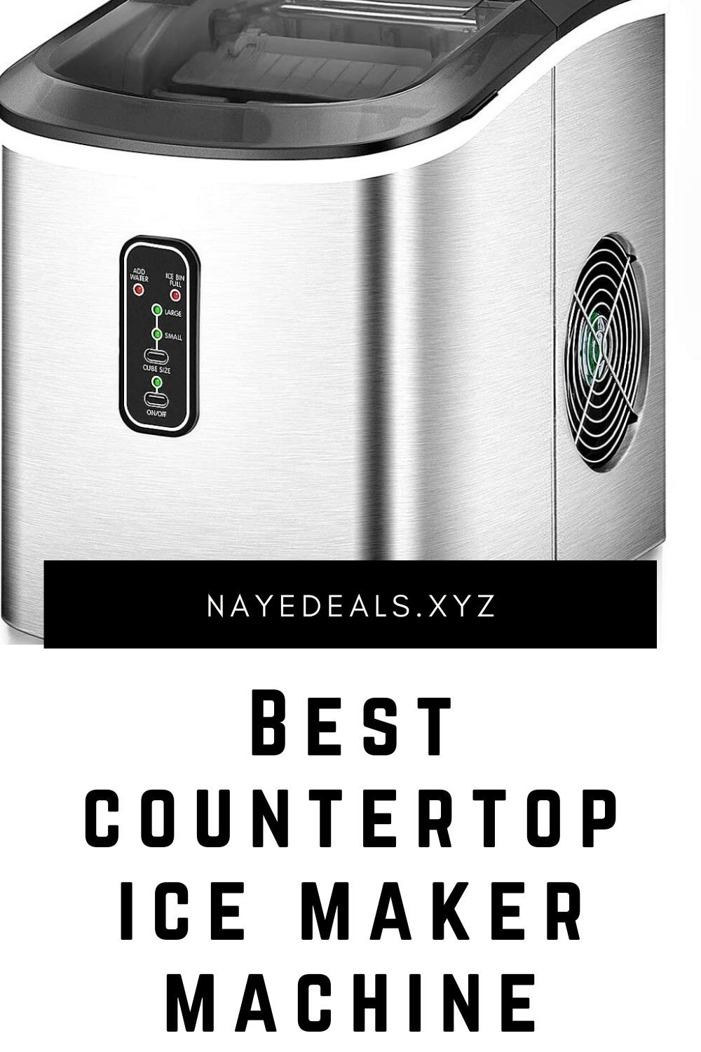 5 Best Portable Countertop Ice Maker 2020 In 2020 Ice Maker
