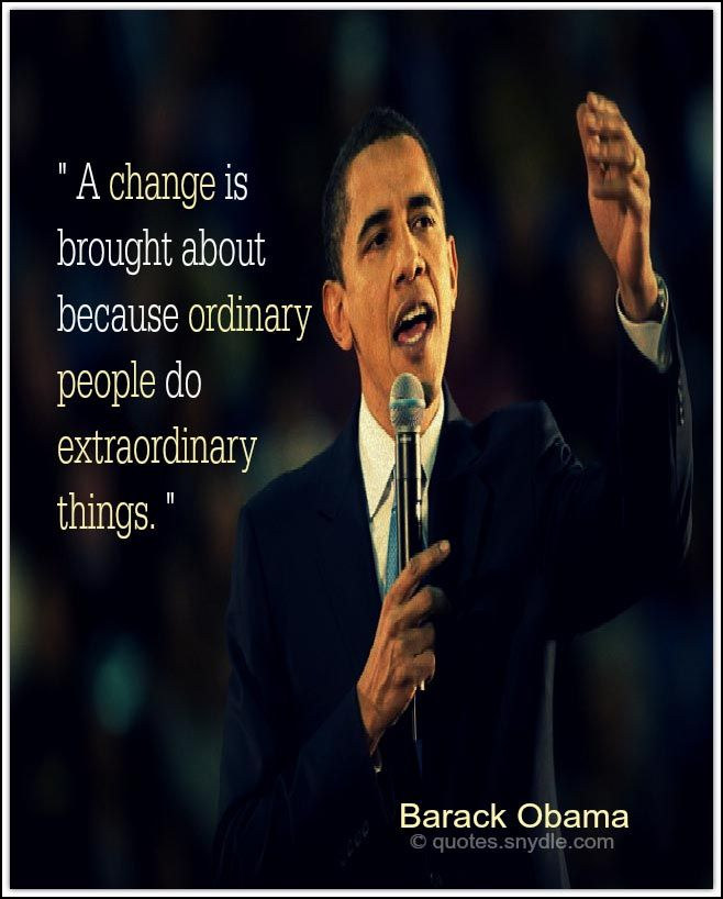 Best Barack Obama Quotes And Sayings With Images Barack Obama Quotes Barack Obama