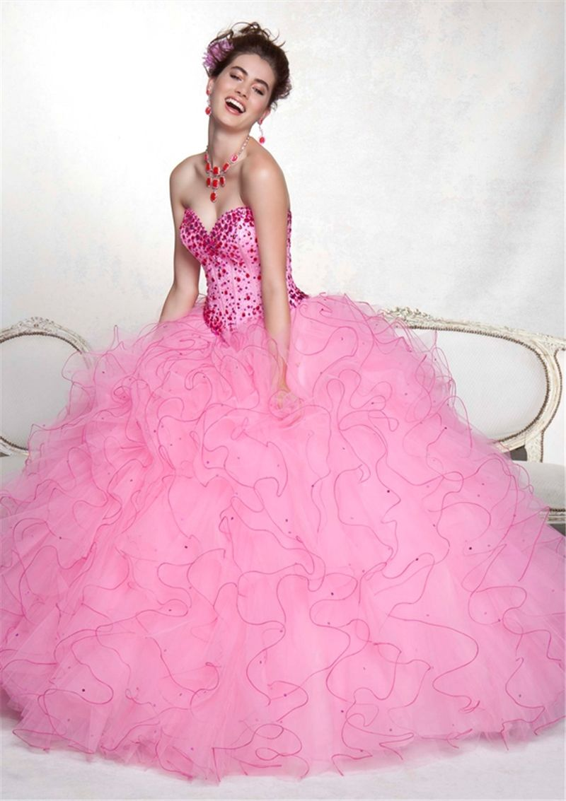 Find More Quinceanera Dresses Information about 2017 New Elegant ...