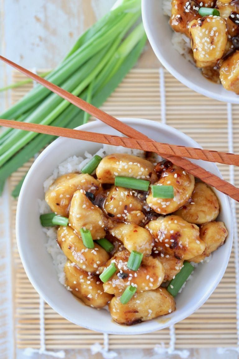 This Chinese Honey Chicken Recipe Is Healthier And Better Than Takeout It S Easy To Mak Free Chicken Recipes Chinese Honey Chicken Gluten Free Chicken Recipes