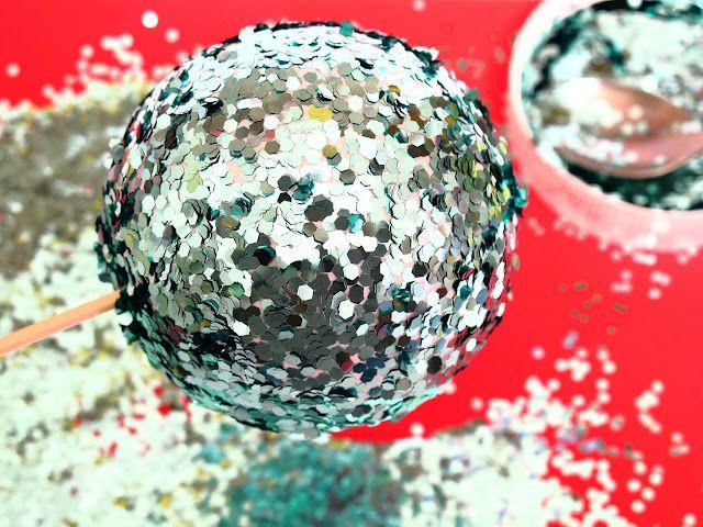 Make stuff with styrofoam balls.