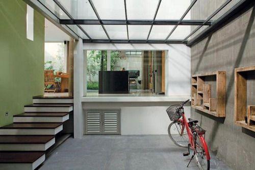 Modern Split Level House Remodel Garage Home Interior Plans