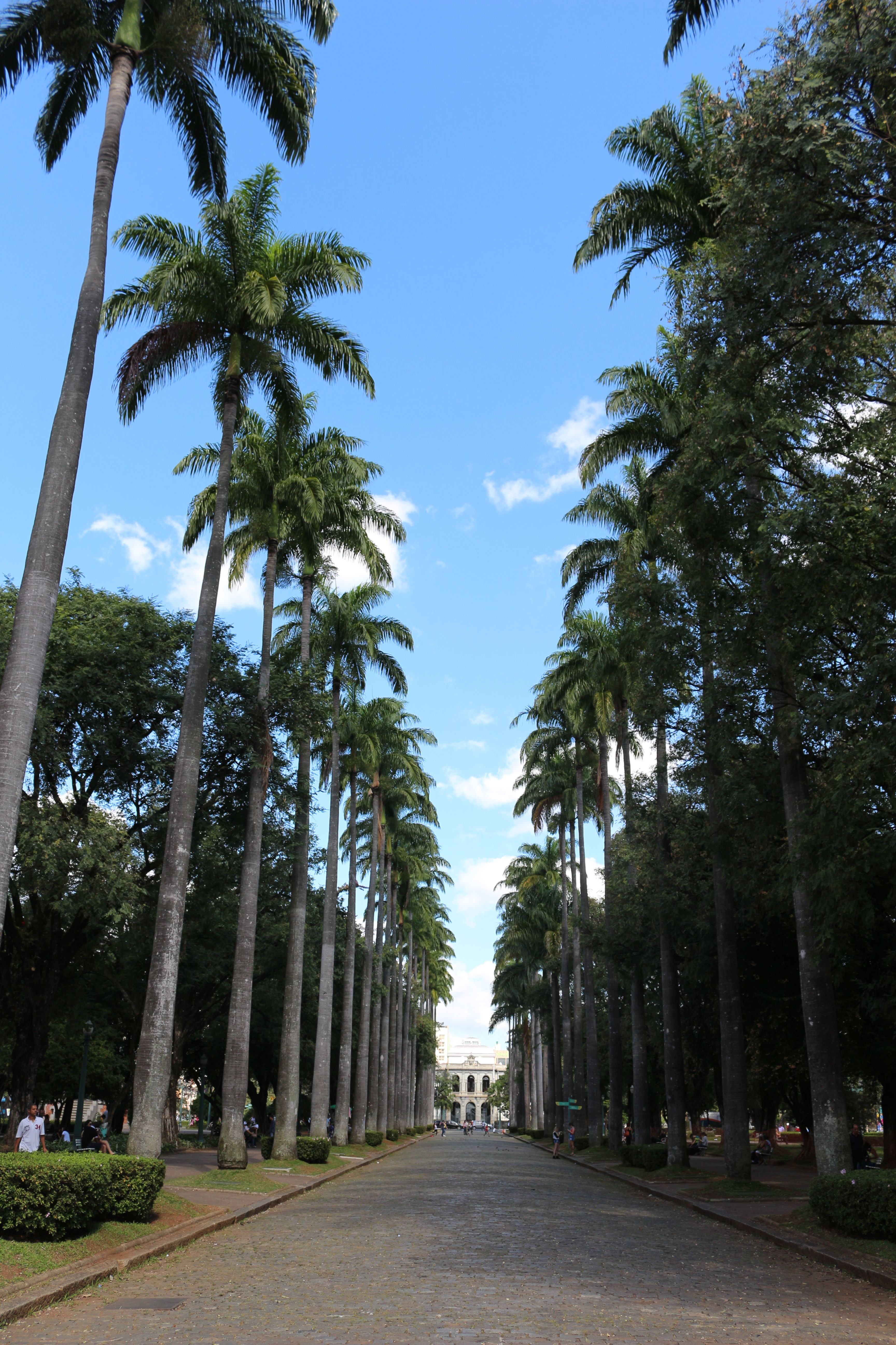 Praça da Liberdade - Belo Horizonte / MG