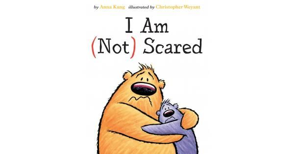 I Am (Not) Scared Book Review