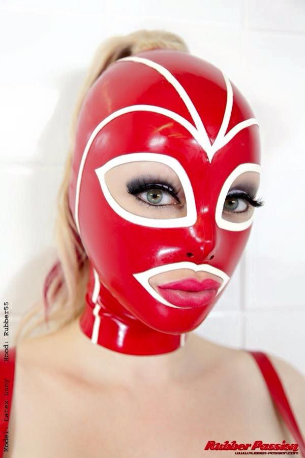 Lucy latex face