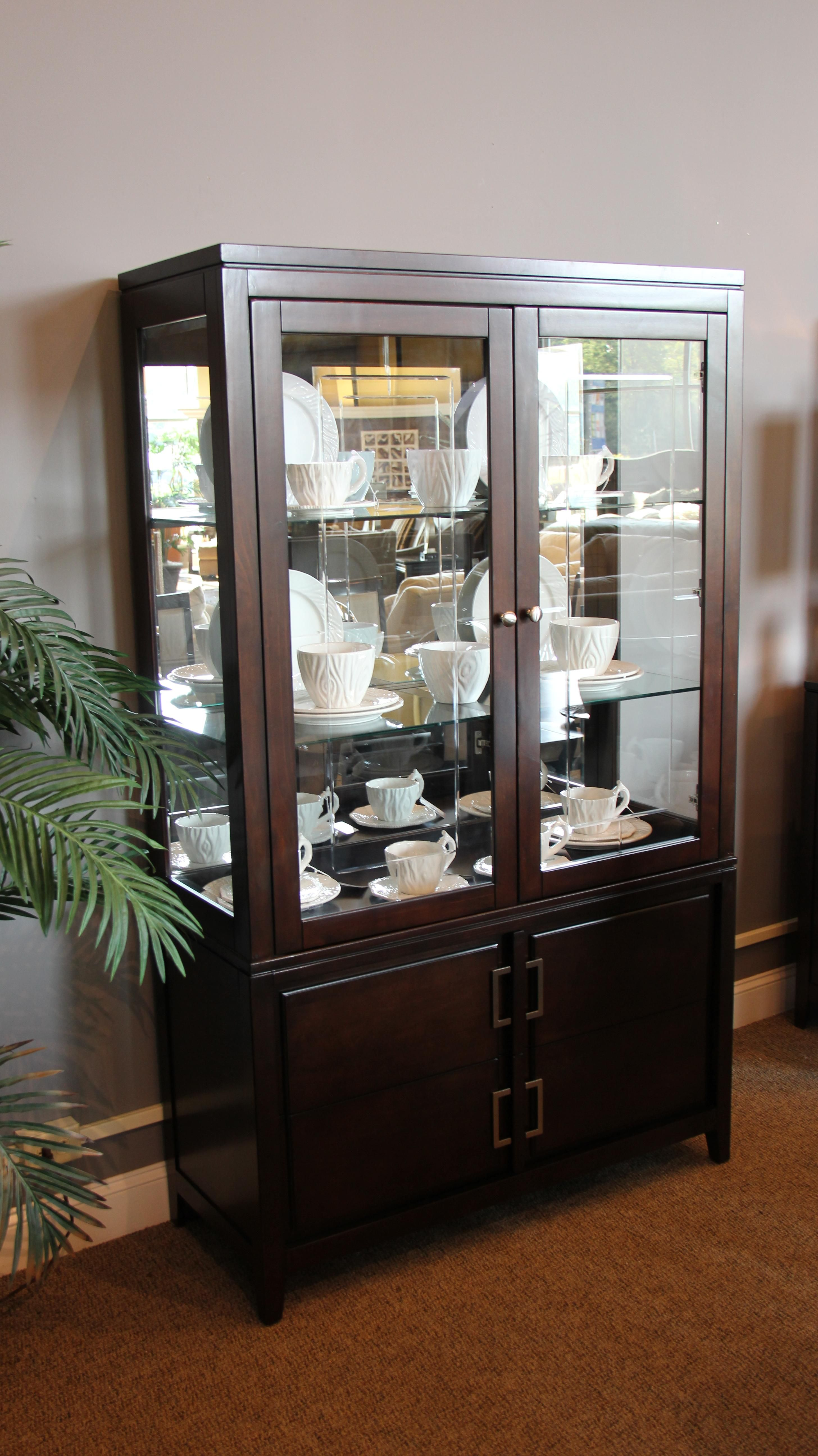 Samuel Lawrence Brighton China Cabinet   Great American Home Store   China  Cabinet Memphis, TN, Southaven, MS #contemporary #shopgahs
