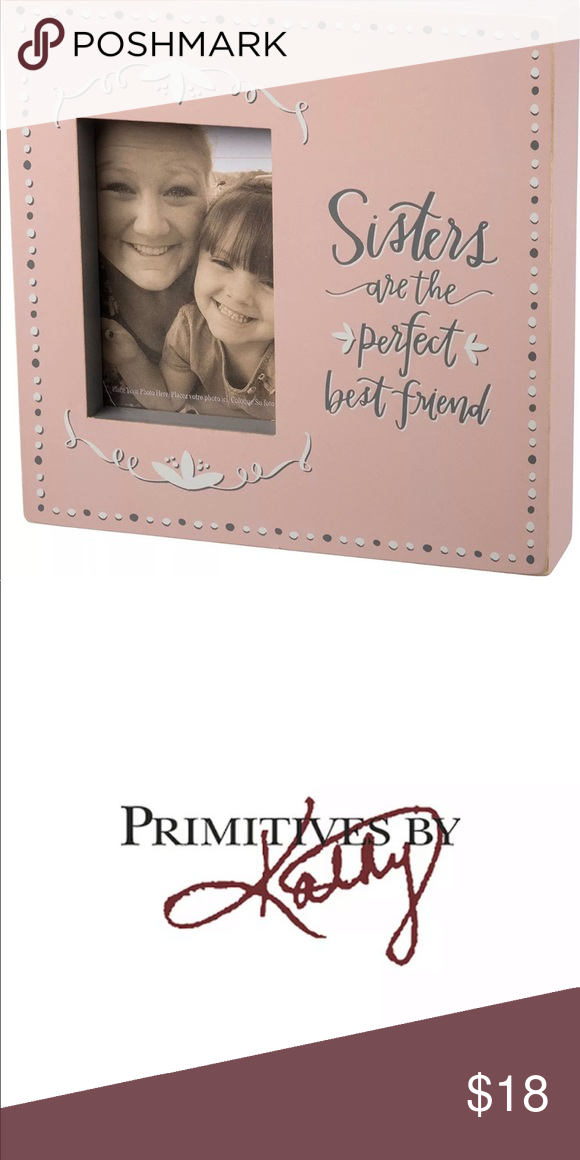 Primitives by Kathy Oh Honey Plaque Frame