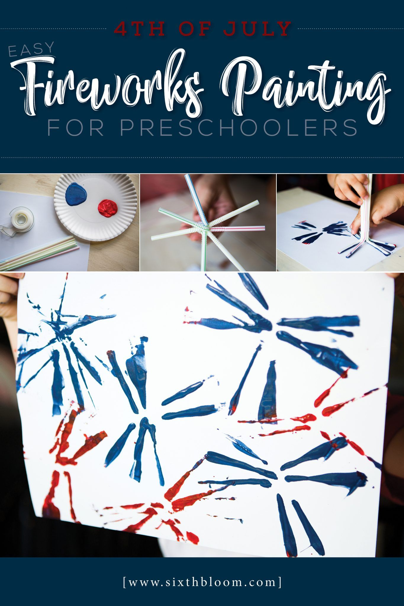 Fourth Of July Activities For Toddlers Preschool 4th Of