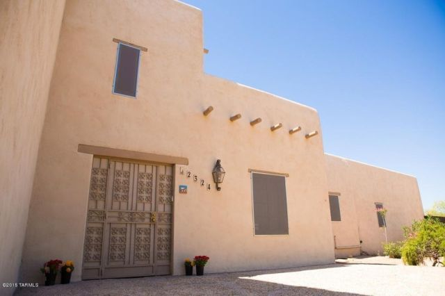 Clark Gable's Former  Tucson Hideaway Is Surprisingly Affordable  - HouseBeautiful.com