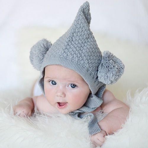 3648ff1a8e5a Gorros divertidos para recien nacidos y bebes | Bebés Hermosos ...