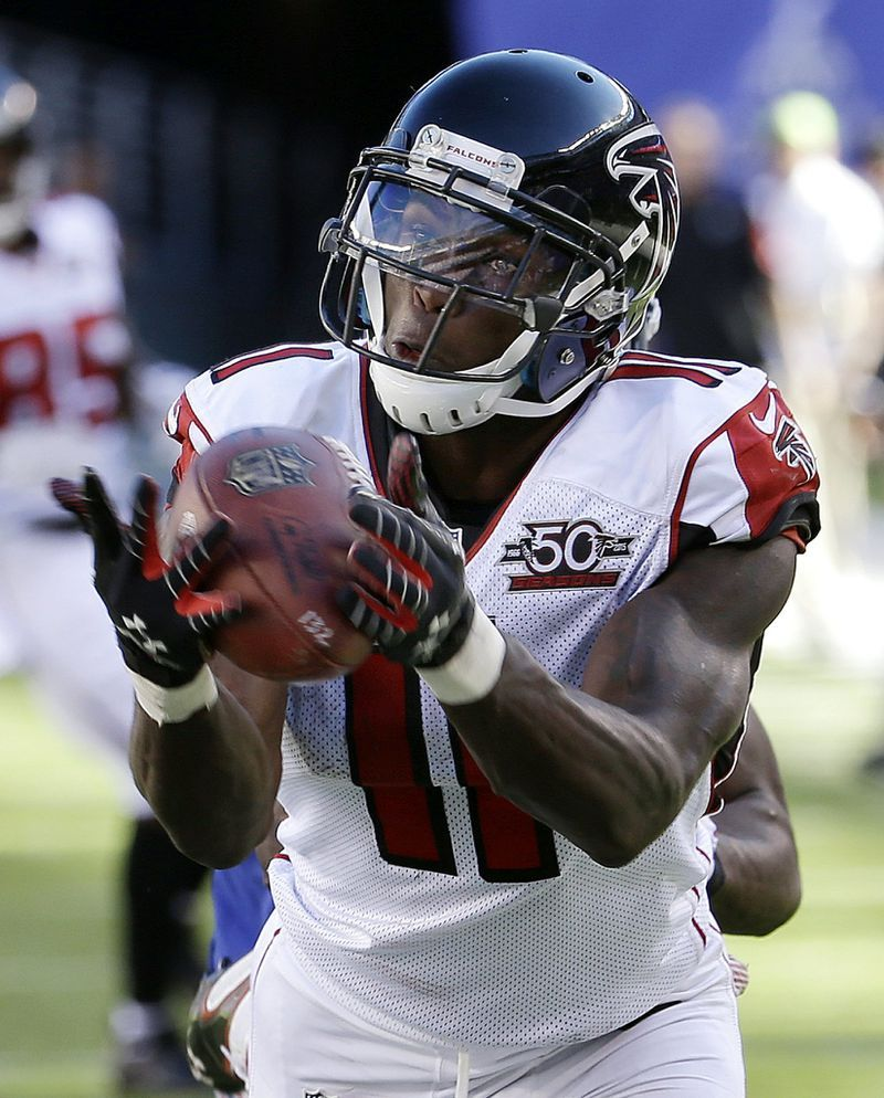 Another Late Meltdown For Giants In 24 20 Loss To Falcons Los Is The Perfect High Quality Nfl Superbowl Wallpaper With Hd Resolu With Images Julio Jones Dez Bryant Falcons