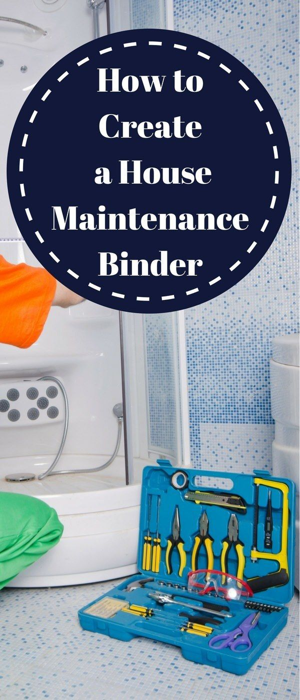 Create Receipts Free Pleasing How To Create A House Maintenance Binder  Binder Free Printable .