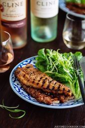 Photo of BBQ Pork Belly – This perfectly charred, juicy BBQ Pork B …..
