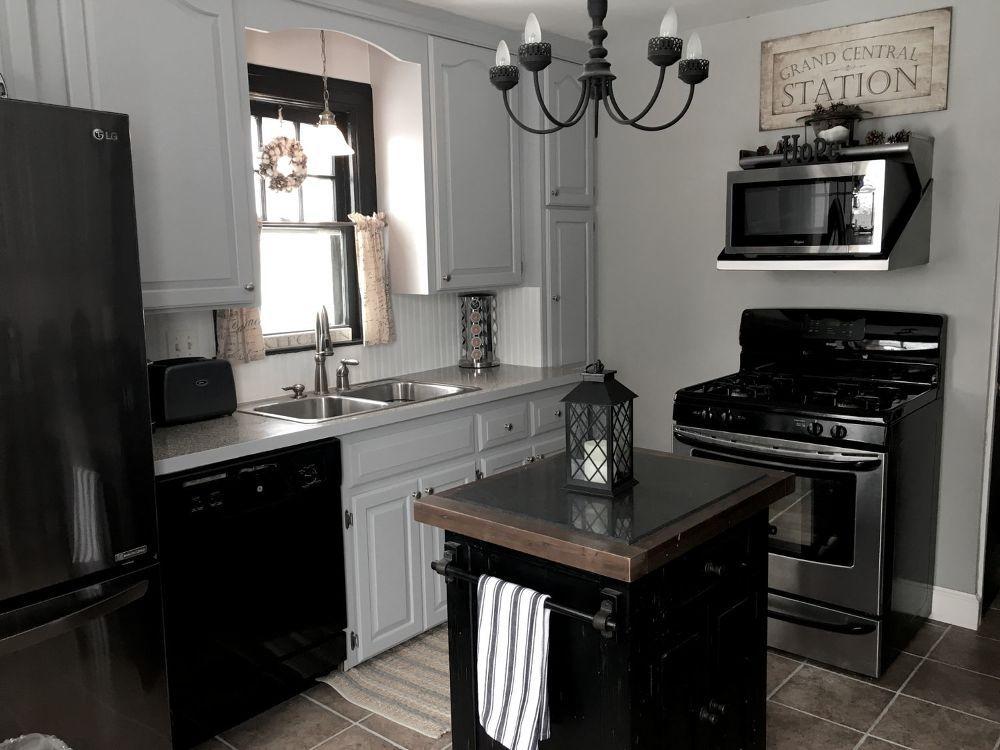 Best Budget Kitchen Renovation Cape Cod Modern Farmhouse 400 x 300
