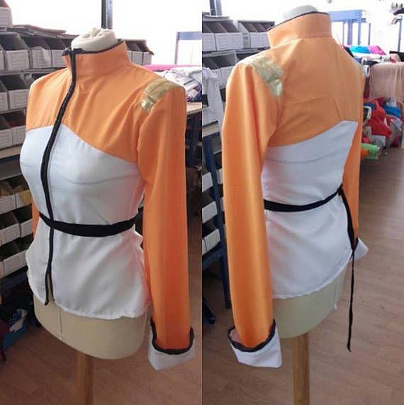 Voltron cosplay garrison uniform