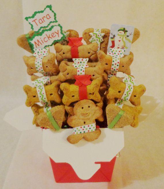 Custom treat baskets for pets ETSYS WORLD Pinterest