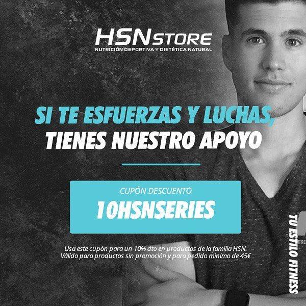 Descuento Especial hasta 50% en productos HSN  Envió gratis  accede al descuento a través de mi Bio @joselufit o desde mi web http://ift.tt/1Sy6tQV // #hsnmola #hsndescuento #hsnstore