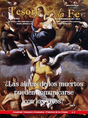 Palabras del director Nº 119 - Noviembre 2011 - Año X - El Perú necesita de Fátima