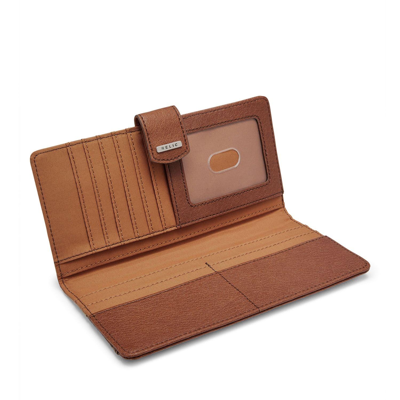 Relic RFIDBlocking Checkbook Wallet RFID, Relic,