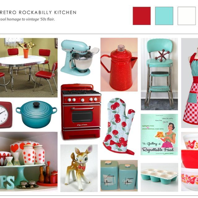 High Quality A Red And Blue Before U0026 After Kitchen By Fiona From Inspired Living SA. Photo