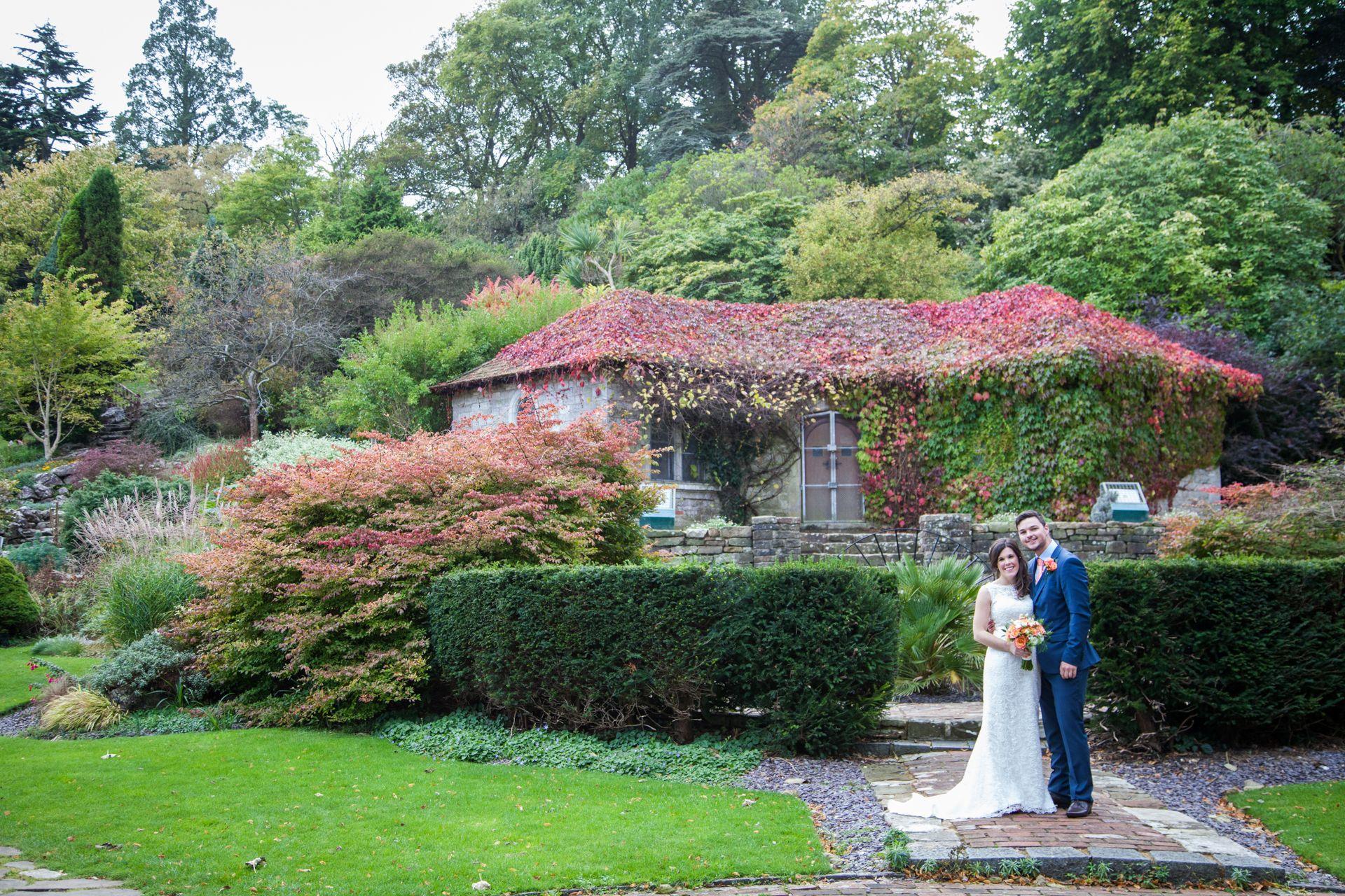 Stanmer park house wedding