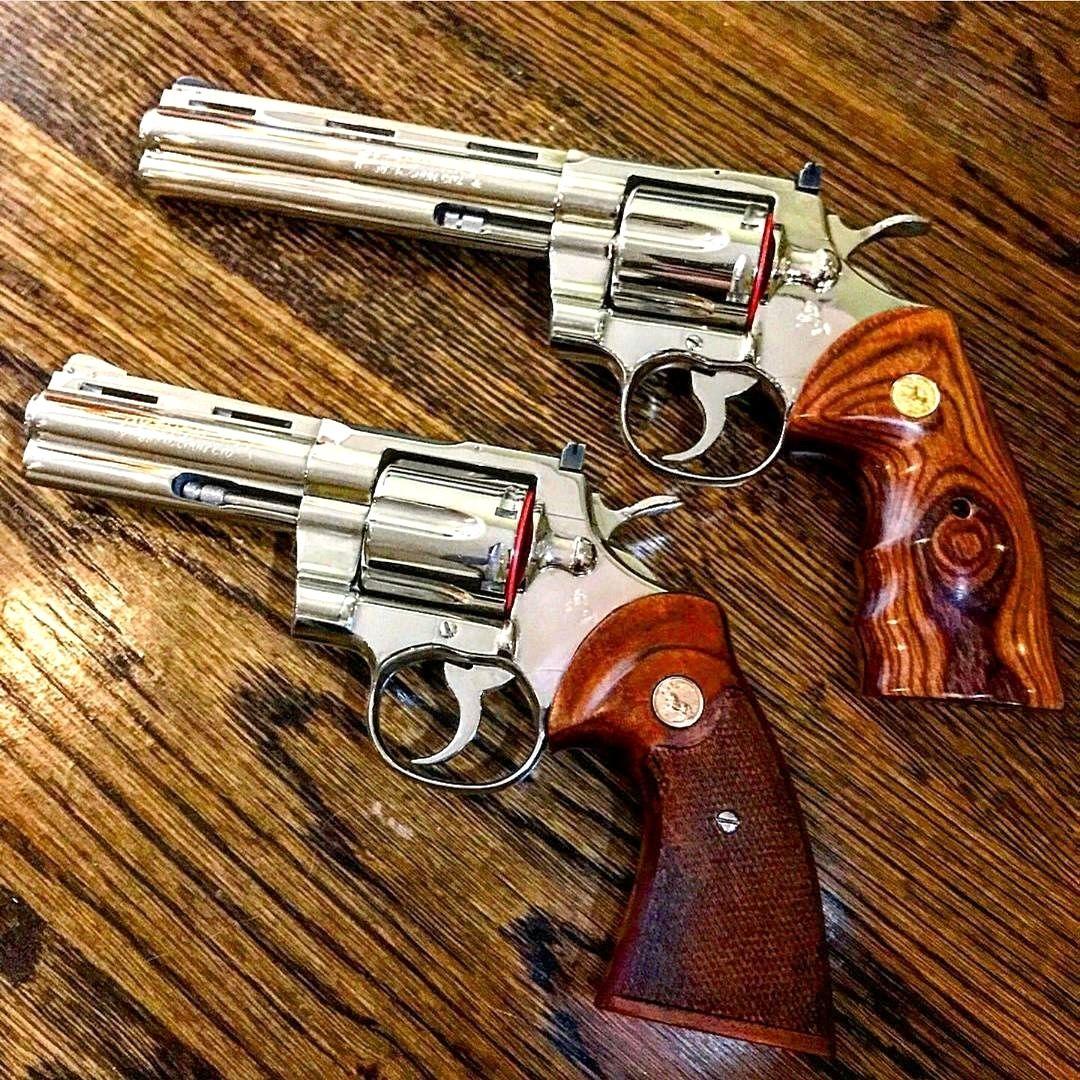 Anyone like Pythons? - By | Colt python | Hand guns, Guns, Colt python