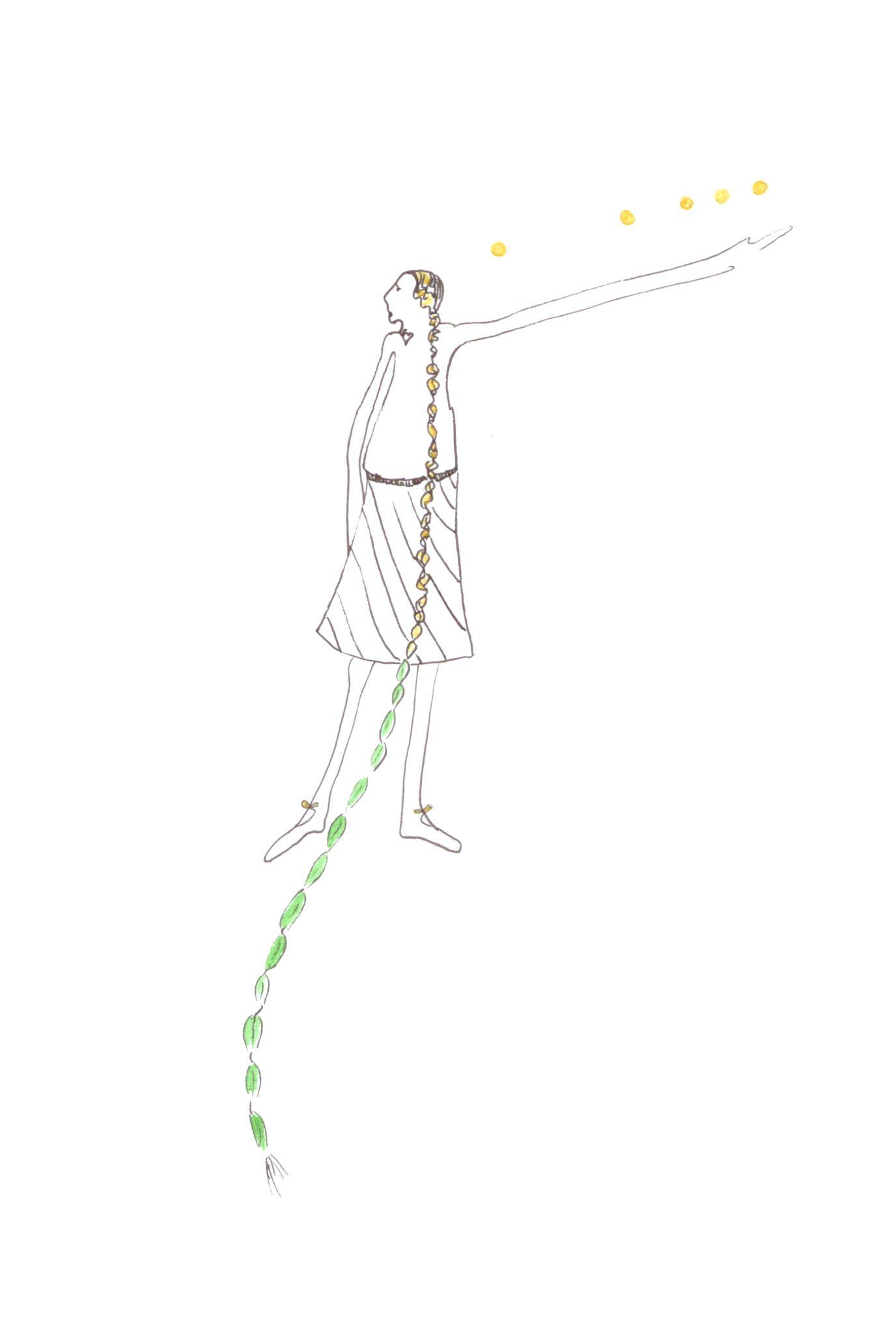 """Muutoksen läpiviennissä johtajuuden tulee olla yhdensuuntaista! Kuva: """"Tähkäpää"""" Johanna Nevala."""
