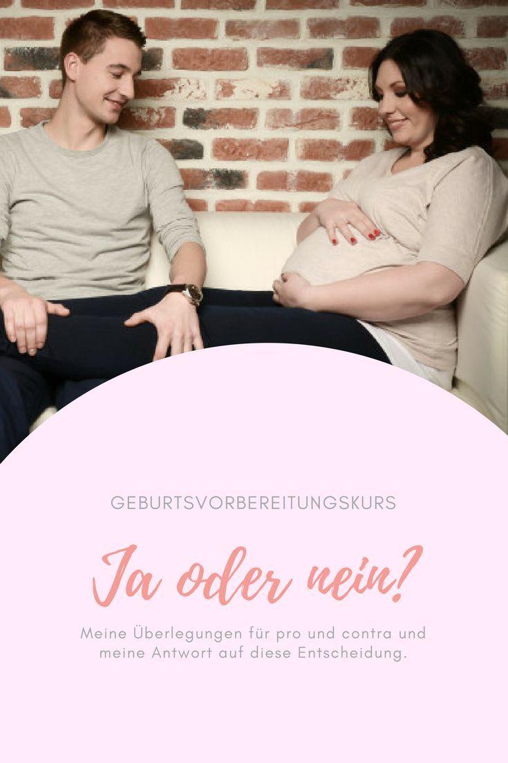 Geburtsvorbereitungskurs Ja Oder Nein