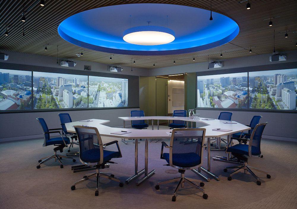 Accenture Customer Briefing Center, San Jose, CA  Architect