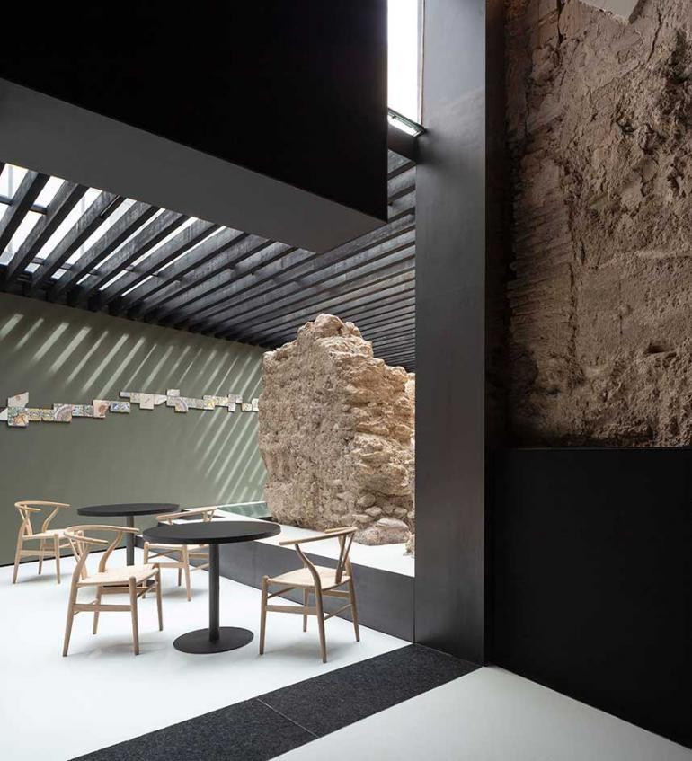 Jardin Urbano Cafe Art Valencia: Interior, Restaurant, Interior