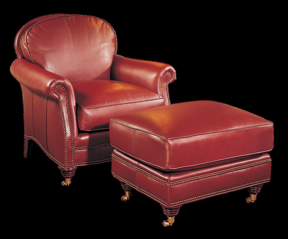 Paddington Chair Ottoman Classic Leather Chair Classic Leather Chair And Ottoman