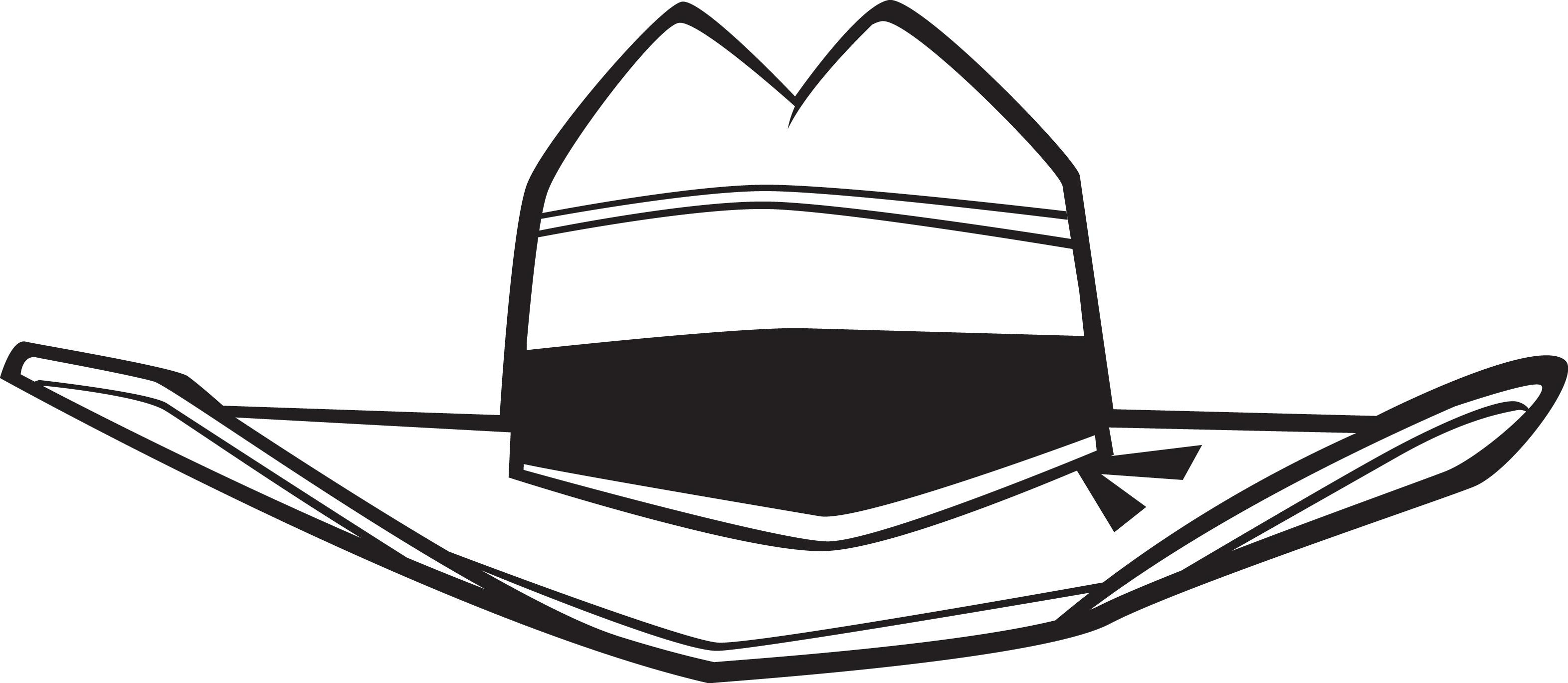 Best Cowboy Hat Clipart 16013 Clipartion Com Best Cowboy Hats Clip Art Cowboy Hats