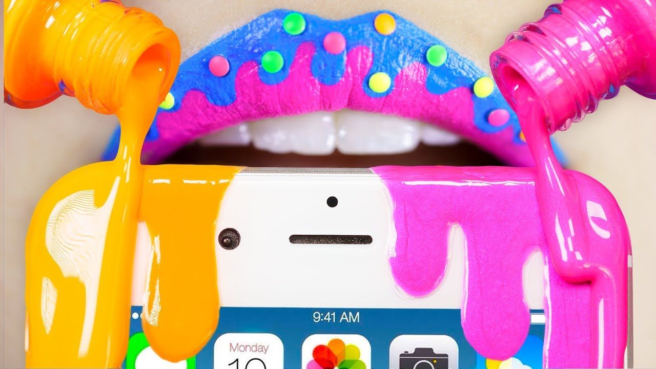 DIY Phone Case Life Hacks! 20 Phone DIY Projects