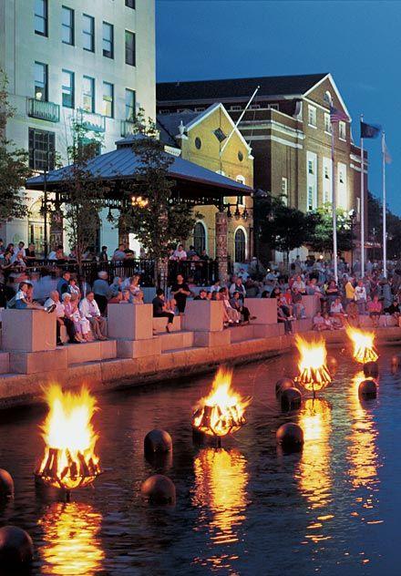 Fire Walk Providence Rhode Island
