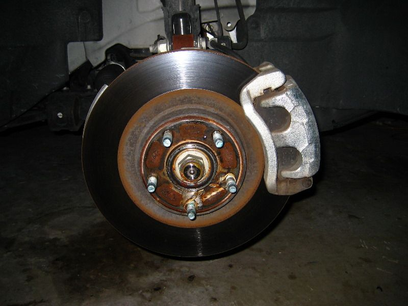 Ford Edge Front Brakes