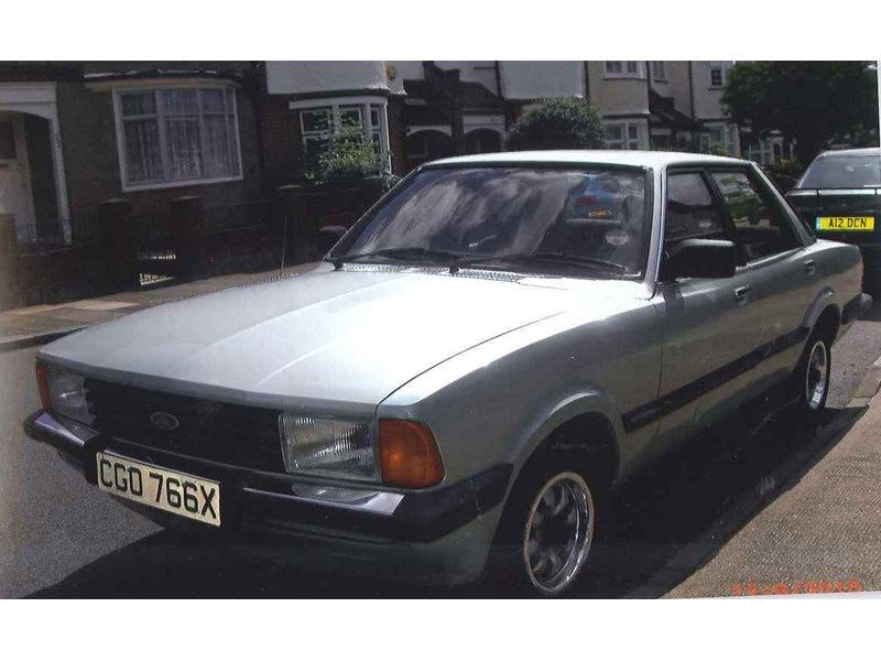 1981 Ford Cortina Cars For Sale Ford Classic Cars