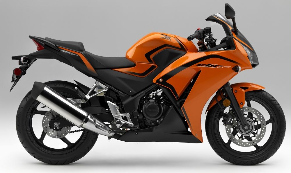 Orange 2016 CBR300R Pictures / Specs CBR Sport Bike